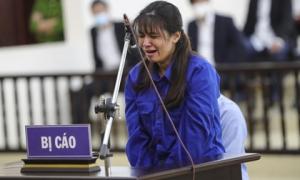 Bà Dự làm đơn kháng cáo xin giảm án cho con gái Nguyễn Thị Lan Anh