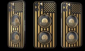 Đây là iPhone 12 Pro phiên bản 'Biden & Trump': Chỉ có 46 chiếc, giá từ 345 triệu đồng