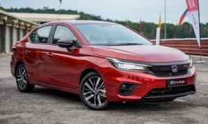 Honda City và những mẫu xe dự kiến được ra mắt dịp cuối năm ở Việt Nam