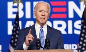 Ông Joe Biden lập kỷ lục nhận 80 triệu phiếu bầu
