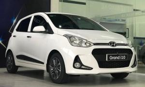 Top 4 ô tô 'ngon' đáng sở hữu trong giá tầm 300 triệu đồng