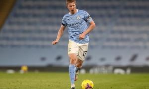 Man City áp sát top 4 sau trận thắng 5-0