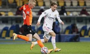 Real đứng trước nguy cơ bị loại tại Champions League
