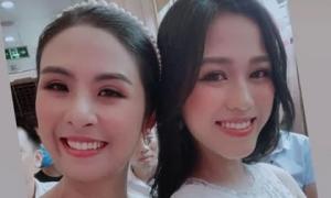 Ngọc Hân tiết lộ lý do khiến Tân hoa hậu Đỗ Thị Hà hốc hác, khác lạ tại VIFW