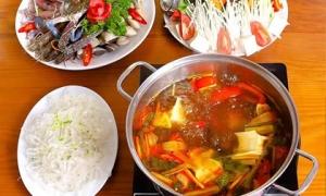 2 cách nấu lẩu hải sản nhanh gọn, ngon không kém ngoài hàng