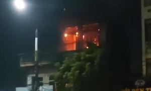 Xót xa nữ sinh lớp 9 tử vong trong căn nhà cháy lúc rạng sáng