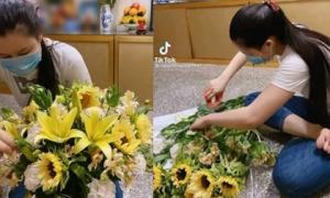 Vợ cố ca sĩ Vân Quang Long lần đầu xuất hiện sau loạt ồn ào tranh cãi với bố mẹ chồng