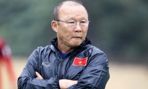 HLV Park Hang-seo đặt mục tiêu đưa ĐT Việt Nam dự World Cup