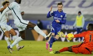 Hạ gục Chelsea, Leicester soán ngôi đầu Ngoại hạng Anh