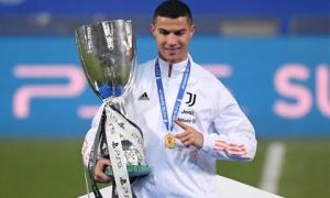 Ronaldo lập công giúp Juventus vô địch Siêu cúp Ý