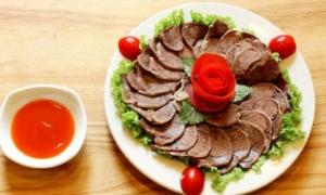 Cách làm bắp bò ngâm mắm - món ngon 'đắt khách' dành cho ngày Tết