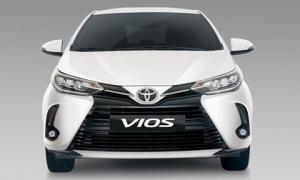 Lộ ảnh thực tế 4 bản Toyota Vios 2021 trước ngày ra mắt Việt Nam: Có trang bị không như kỳ vọng