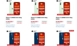 Cập nhật giá iPhone sau Tết, nhu cầu mua bất ngờ tăng mạnh