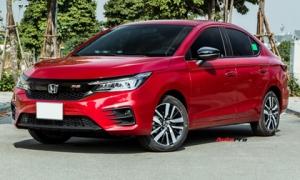 Trên dưới 500 triệu, sedan hạng B dồn lực đua tranh lấy lòng khách Việt ngay đầu năm 2021