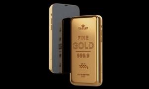 iPhone 12 Pro phiên bản xa xỉ, đáng giá 'ngàn vàng'