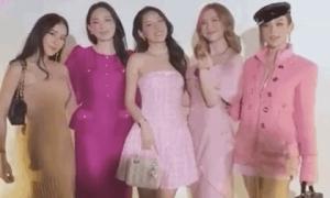 Khi các hot girl Hà thành tụ hội: Đàn em chưa chắc đã bằng các 'chị đẹp'