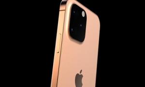 Lộ ảnh concept iPhone 13 với màu hoàn toàn mới, khung thép chống xước cực xịn