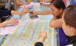 Giá vàng hôm nay 3-4: Vàng SJC tiếp tục tăng mạnh trước lễ Phục Sinh