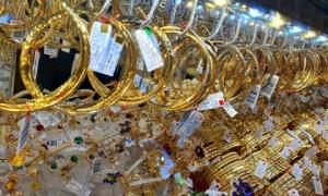 Giá vàng hôm nay 4-4: Tâm lý lạc quan sẽ đẩy giá vàng tăng
