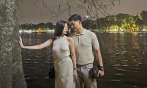 Lệ Quyên và Lâm Bảo Châu tung ảnh hẹn hò ở hồ Hoàn Kiếm, lần đầu tiết lộ điểm chung giữa hai người