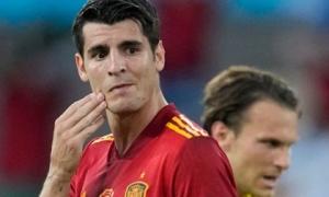 Euro 2020: 'Chân gỗ' Morata báo hại Tây Ban Nha trong trận đấu kỳ lạ