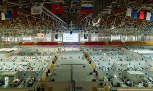 COVID-19 gia tăng mạnh ở Nga: Số ca mắc mới tăng kỷ lục, dân Moscow được yêu cầu nghỉ làm