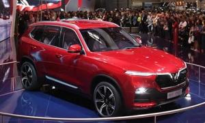 VinFast bán xe tại châu Âu từ 2022: Lux SA2.0 là mũi nhọn, tham vọng vượt mặt các hãng xe Trung Quốc