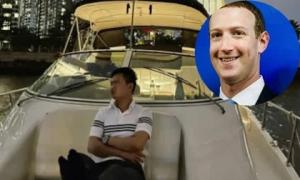 Bị lừa 36 triệu USD, Facebook tung luôn ảnh ăn chơi xa xỉ của 4 người Việt: iPhone vài chiếc, đi xe Mẹc, chơi du thuyền,...