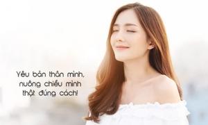 Phụ nữ à, hãy tử tế và yêu thương bản thân mình hơn, vì chúng ta không còn trẻ nữa