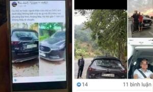 Chiếc xế hộp bị bỏ quên ở Hà Nội hé lộ manh mối về người đàn ông mất tích suốt 7 tháng khi đi đòi nợ