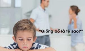 12 câu nói cửa miệng của cha mẹ như xát muối vào con, nhiều người vẫn nói mỗi ngày