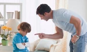 Trẻ mắc lỗi đừng dùng đòn roi: Đây mới là cách dạy con thông minh nhất