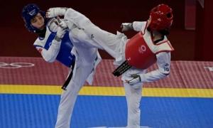 Thi đấu đầy nỗ lực, VĐV Việt Nam suýt tạo nên địa chấn trước người Thái tại Olympic
