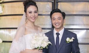 Cường Đô La lần đầu tiết lộ bí mật ngày cưới: 'Lấy được vợ cao là điều may mắn'
