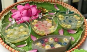 Mách bạn cách nấu chè hạt sen long nhãn trân châu thơm ngon, bổ dưỡng cho cả gia đình