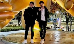 Xuân Trường động viên Minh Vương: 'Sẽ chẳng có gì quật ngã được chúng ta'