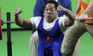 Nặng hơn đối thủ chỉ 0,1 kg, lực sĩ Việt Nam hụt HCV Thế vận hội theo kịch bản đáng tiếc