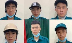 Phạt 210 tháng tù 6 thanh niên ở Hà Nội giả dân quân tự vệ cưỡng đoạt tiền người dân