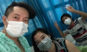 Lời kể của nam thanh niên mắc COVID-19 bị tổn thương phổi nghiêm trọng: Cảm giác khó thở cực kỳ sợ hãi!