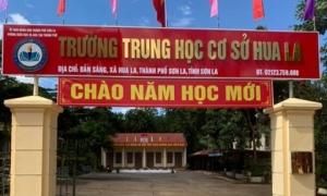Tạm đình chỉ nữ giáo viên để lộ hình ảnh 'nóng' trong buổi tập huấn trực tuyến ở Sơn La