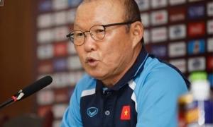 HLV Park Hang-seo: 'Đội tuyển Việt Nam thay hậu vệ quá vội, đó là lỗi của tôi'