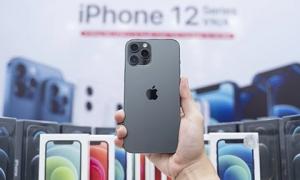 iPhone 12 và iPhone 12 Pro Max hạ giá 'sốc', trước thềm iPhone 13 mở bán