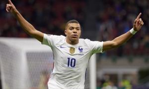Mbappe ghi 'bàn thắng ma', Pháp đánh bại Tây Ban Nha để giành ngôi vô địch châu Âu