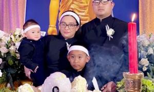 Con gái Phi Nhung gửi lời chân thành sau tang lễ, mong mọi người để mẹ được yên nghỉ