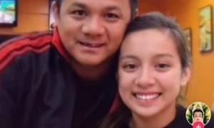Dung mạo bố ruột con gái Phi Nhung được hé lộ