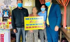 Quảng Nam báo cáo Công an TP.HCM về việc nghệ sĩ Hoài Linh làm từ thiện