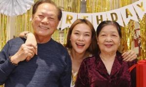 Mỹ Tâm xúc động nhắn nhủ đầy ngọt ngào trong ngày sinh nhật của mẹ ruột