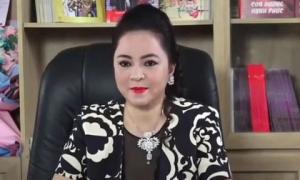 Công an TP.HCM: Bà Nguyễn Phương Hằng đưa thông tin sai sự thật trên mạng xã hội
