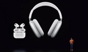 Chân dung AirPods 3 vừa ra mắt, tính năng xịn xò hơn, có giá bán từ 4 triệu đồng
