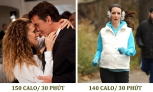 Khoa học chứng minh: Hôn thường xuyên giúp chị em giảm cân, trẻ lâu, sống thọ